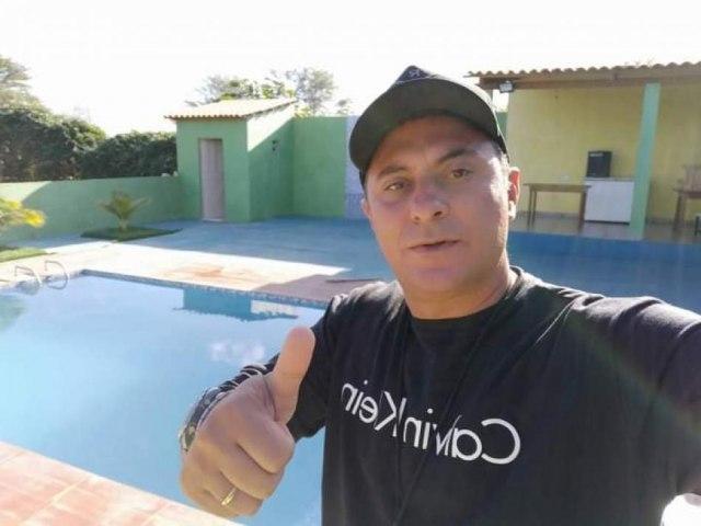 Chefe da Guarda Municipal de Canarana é assassinado a tiros