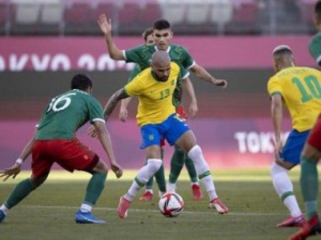 Brasil vence o México nos pênaltis e vai disputar o ouro no futebol masculino