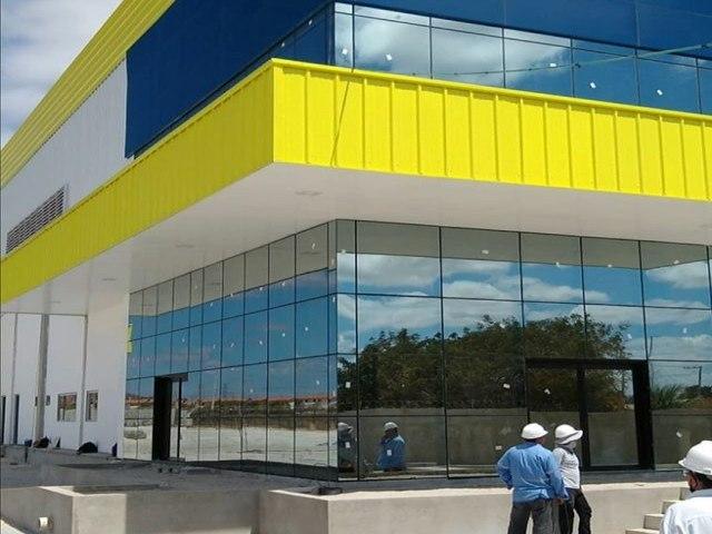 A nova unidade da Compare Distribuidora será inaugurada em breve na cidade de Juazeiro BA.