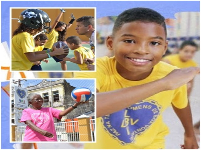 LBV realiza ações com crianças e jovens que revelam talentos, engajando-os no estudo e melhorando a saúde emocional deles