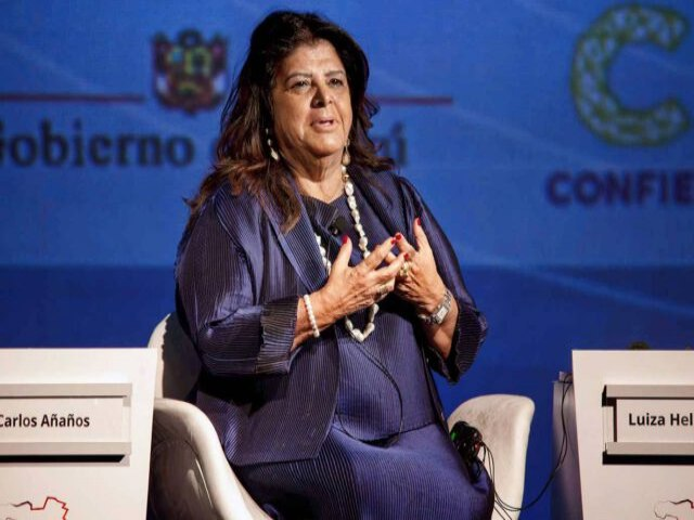 Dona do Magazine Luiza nega ter conversado com Lula sobre ser vice