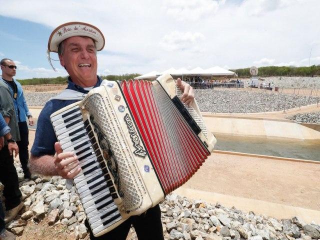 Bolsonaro retorna a Pernambuco em ciclo de viagens pelo Nordeste
