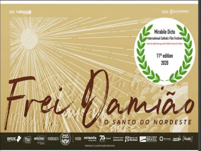 História da vida de Frei Damião vira filme
