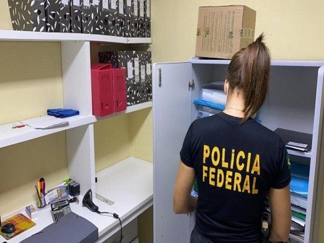 Timbaúba (PE): Polícia Federal deflagra operação para investigar desvios de quase R$ 8 milhões do SUS